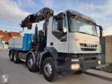 Iveco Eurotrakker 410 truck used flatbed