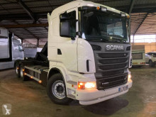Scania hook arm system truck R 560