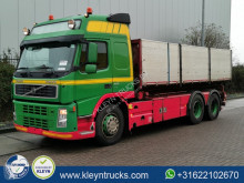 Volvo FM13 truck used three-way side tipper