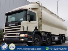 Scania P114 truck used tanker