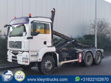 MAN 26.400 guima 20 ton truck used hook arm system