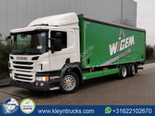 Scania P 320 truck used tautliner
