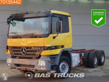 Camion châssis Mercedes Actros 2655