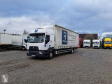Renault Gamme D WIDE 280.19 truck used tautliner