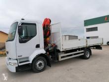 Renault dropside truck Midlum 220.12