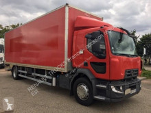 Renault Gamme D 280.18 DTI 8 truck used plywood box