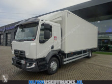Camion fourgon Renault Gamme D 16 280 nieuw Laadklep + Vangmuil