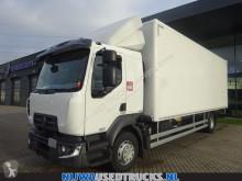 Camión Renault Gamme D 16 280 nieuw Standkachel + Laadklep . furgón usado