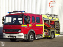 Mercedes Atego truck used fire