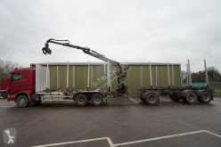 Scania timber trailer truck R 420