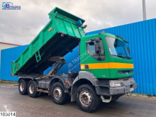 Renault Kerax 420 truck used two-way side tipper
