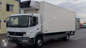 Mercedes Atego Atego 1524 *Carrier Supra 850*Lamberet*TÜV 11-21 truck used refrigerated