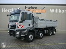 MAN tipper truck TGS 35.420 8x4BB, Meiller 3Seiten Bordmatik, AHK