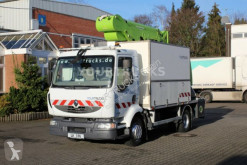 Camion nacelle Renault Midlum 220 Bühne 182CPM 18m/2P.Korb/Werk.Koffer