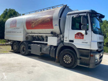 Mercedes Actros 2540 truck used food tanker