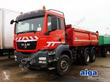 Vrachtwagen driezijdige kipper MAN 26.480 TGS 6x4, Meiller, Bordmatik, Klima, AHK