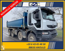 Renault two-way side tipper truck Kerax 450