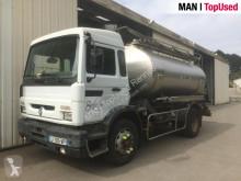 Camión Renault Midliner cisterna usado