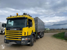 Scania cereal tipper truck P 124 GB 420