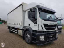Iveco Stralis AT 190 S 40 truck used tautliner