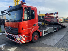 Camion Mercedes Atego 1221 porte voitures occasion