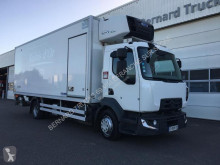 Renault mono temperature refrigerated truck D12 frigorifique DEMI HAYON