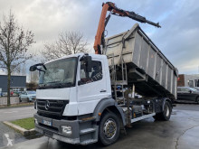 Mercedes Axor 1824 truck used flatbed