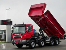 Camion Scania P 400 / 8X4 /2 SIDED TIPPER / BORTMATIC/ EURO 5 benne occasion