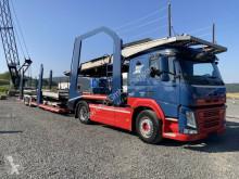 Lastbil biltransport Volvo FM 420 EURO 6 / Eurolohr / LOHR ZUG /TOP ZUSTAND