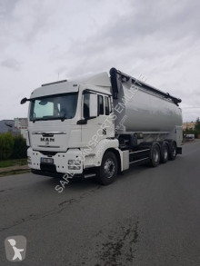 MAN TGS 33.440 truck used food tanker