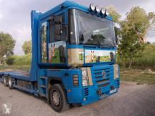 Camião Renault Magnum 480 estrado / caixa aberta usado