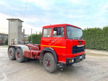 Iveco hook arm system truck FIAT 300 PC SCARRABILE MEZZO D'OPERA BALESTRATO AN