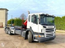 Грузовик мультилифт Scania P 360 SCARRABILE BALESTRATO ANTERIORE E NEUMATIC