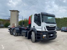Iveco hook arm system truck Stralis 260 E 45 SCARRABILE