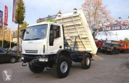 Camião Iveco 4x4 Eurocargo ML 140E25 WS EURO 4 kipper MEILLER basculante usado