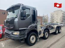 Teherautó Renault kerax 520 8x4 használt billenőkocsi
