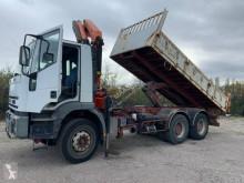 Camion benna edilizia Iveco Eurotrakker 190E38 W Cursor