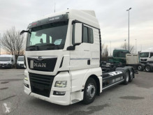 Camion MAN TGX 26.460 6x2-2 ll usato