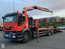 Camión portamáquinas Iveco Stralis 360