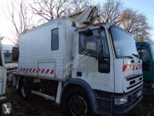 Iveco Eurocargo 120 E 15 truck used aerial platform