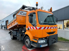 Renault Midlum 180 truck used two-way side tipper