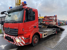 Lastbil biltransport Mercedes Atego 1221