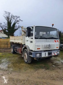 Renault Gamme G 230 truck used two-way side tipper