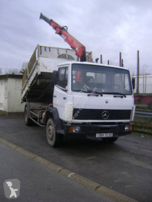 Mercedes Atego 1314 truck used three-way side tipper