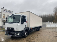 Renault plywood box truck D-Series 240.12 DTI 5