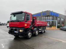 Renault Gamme C 430.26 DTI 11 truck used two-way side tipper