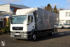 Camion MAN TGM MAN TGM 18.290 EURO 5 Koffer-Schiebeplane rideaux coulissants (plsc) occasion