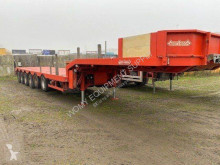 Semi remorque Nooteboom MCO-97-06V (2000 | 6 axles | 52 ton) porte engins occasion