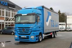 Mercedes tautliner truck Actros Mercedes-Benz Actros 2541 MP3 Jumbo