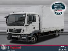 Ciężarówka MAN TGL 12.250 4X2 BL Plandeka używana